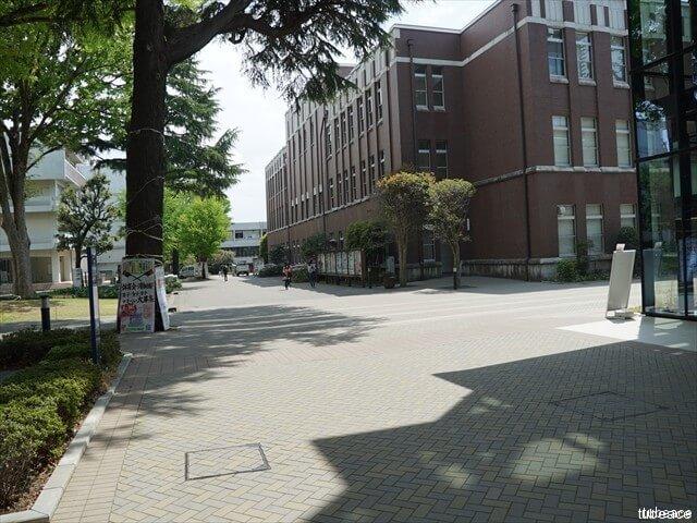 成蹊大学キャンパス