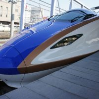 新幹線あさま新型車両