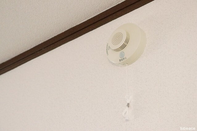 住宅用の火災警報器